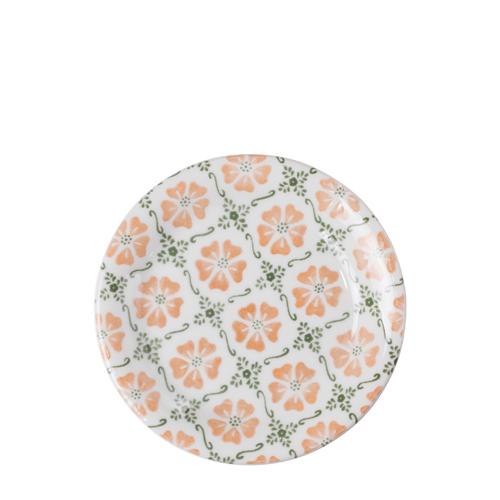 일제 프라하 접시 12cm (오렌지)