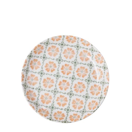일제 프라하 접시 16cm (오렌지)