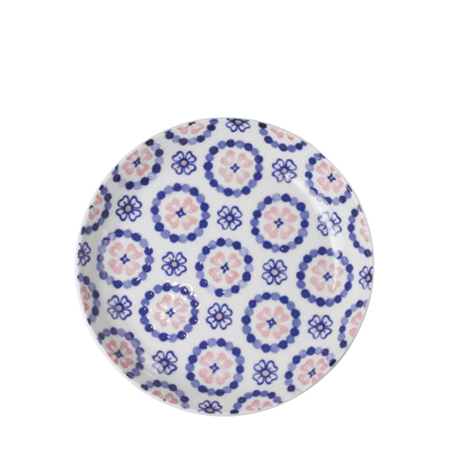 일제 프라하 접시 16cm (핑크)