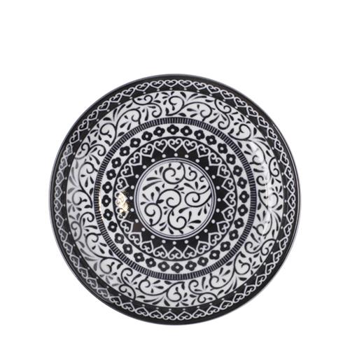 일제 프라하 접시 19cm (블랙)