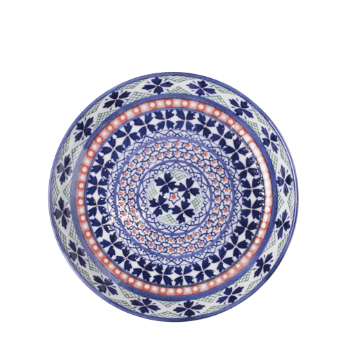 일제 프라하 접시 19cm (블루)
