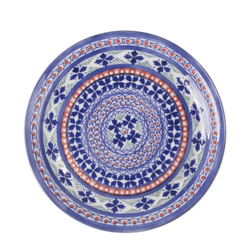 일제 프라하 접시 25cm (블루)
