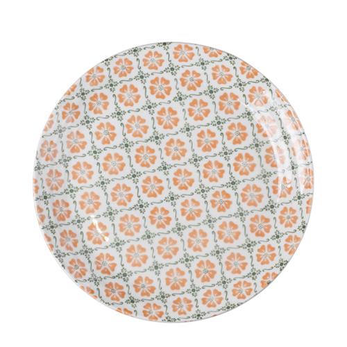 일제 프라하 접시 25cm (오렌지)